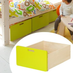 収納 キッズベッド用ベッド下収納ボックス E-Ko ( 子供用 収納ケース 木製 )|interior-palette