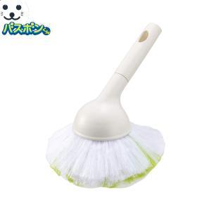 ユニットバスボンくん 抗菌 ハンディ ( お風呂掃除 浴室 浴槽 ブラシ スポンジ バス 風呂 クリーナー 洗剤いらず バスボン )|interior-palette