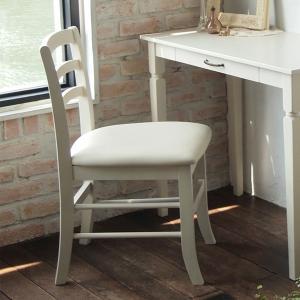 ダイニングチェア 椅子 ine reno 座面高46cm ホワイト ( イス チェア チェアー ダイニングチェアー 天然木 )|interior-palette