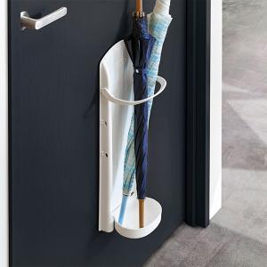 傘立て かさラック ホワイト ( マグネット かさ立て カサ立て アンブレラハンガー おしゃれ )|interior-palette
