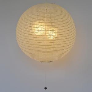 ペンダントライト 和紙 ペンダントランプ 麻葉白 2灯 ( 照明 天井 和風照明 )|interior-palette