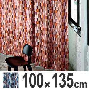 カーテン スミノエ MOSAIC モザイク 遮光カーテン 100×135cm ( 遮光 ドレープカーテン 既製 )|interior-palette