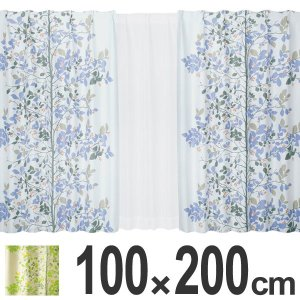 カーテン スミノエ 遮光カーテン ALVERO アルベロ 100x200cm ( 遮光 ドレープカーテン 既製 )|interior-palette
