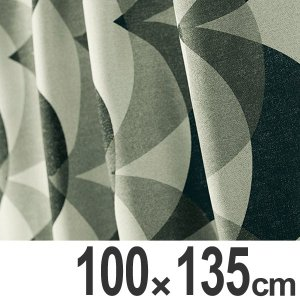 カーテン スミノエ 遮光カーテン OBORO オボロ 100x135cm ( 遮光 ドレープカーテン 既製 )|interior-palette