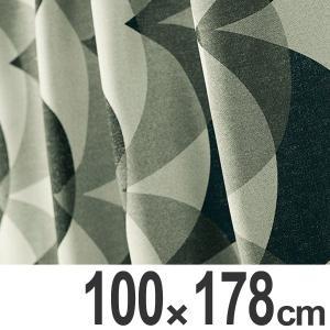 カーテン スミノエ 遮光カーテン OBORO オボロ 100x178cm ( 遮光 ドレープカーテン 既製 )|interior-palette