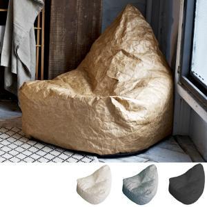 ビーズクッション クッション ラウンドビーズクッション パピエ PAPIER ( ソファ ビーズソファー フロアソファー )|interior-palette