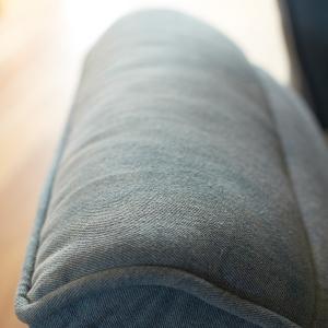 【週末限定クーポン】ソファ 2人掛け デニムリクライニングソファ ルオ LUO ( リクライニング フロアソファ ソファー )|interior-palette|05