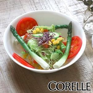 ボウル 22cm コレール CORELLE 白 食器 皿 ウインターフロスト ( 食洗機対応 ホワイト 電子レンジ対応 お皿 オーブン対応 白い )|interior-palette
