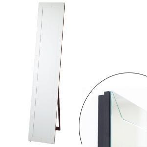 姿見 スタンドミラー シルエット S-グレイス ( 鏡 全身鏡 ミラー )|interior-palette