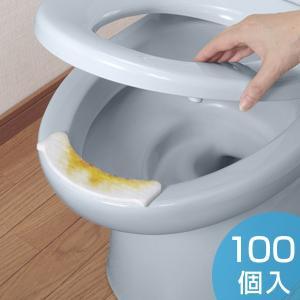 便器前方からのおしっこモレを防ぎ、便器や床面を汚しません!面倒な便器掃除・床拭きの手間が減ります。便...