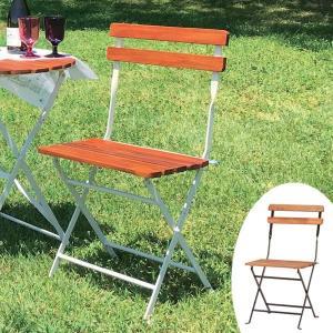 チェア 天然木 フォールディングチェア ( 折りたたみ 椅子 イス )|interior-palette
