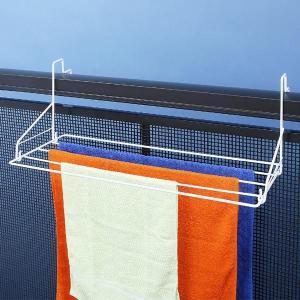 【今だけポイント5倍】洗濯ハンガー バスタオルハンガー ベランダ用 ( 洗濯用品 洗濯物干し 物干ハンガー 室内干し )|interior-palette
