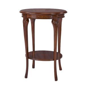 テーブル TRADITIONAL ランプテーブル ( サイドテーブル ナイトテーブル 花台 )|interior-palette