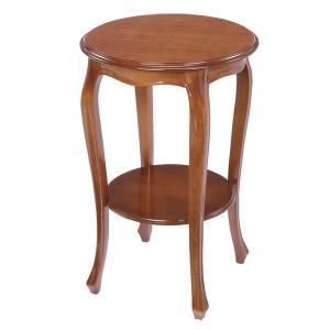 【ポイント最大26倍】テーブル TRADITIONAL ラウンドコンソールテーブル ( 花台 コンソール 飾り台 )|interior-palette