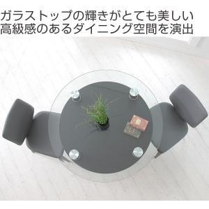 【48時間限定クーポン】テーブル 円形 ダイニングテーブル LUCID ( 丸テーブル 円卓 机 )|interior-palette|02