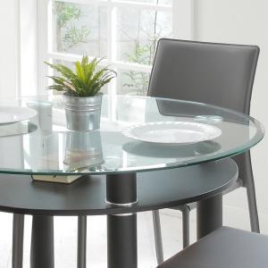 【48時間限定クーポン】テーブル 円形 ダイニングテーブル LUCID ( 丸テーブル 円卓 机 )|interior-palette|04