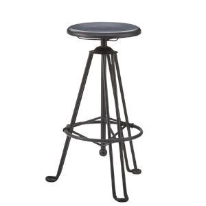 カウンタースツール スチール製 ( スツール ハイスツール 椅子 )|interior-palette