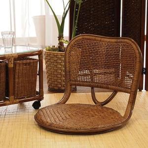 籐 ラタン 籐座椅子 ( 座椅子 椅子 イス )|interior-palette