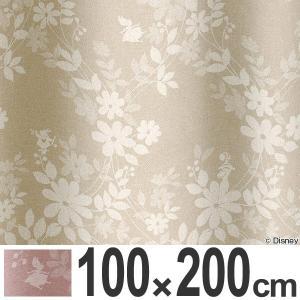 カーテン 遮光カーテン スミノエ アリス スウィートフラワー 100×200cm ( 遮光 ディズニー ドレープカーテン )|interior-palette