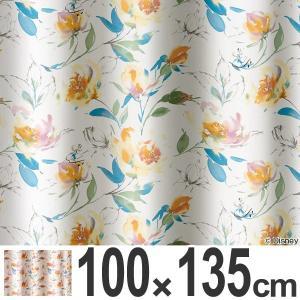 カーテン 遮光カーテン スミノエ アリス ローズガーデン 100×135cm ( 遮光 ディズニー ドレープカーテン )|interior-palette