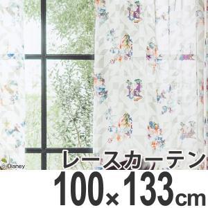 カーテン レースカーテン スミノエ アリス デジタルフラワ− 100×133cm ( カーテン レース 洗える )|interior-palette