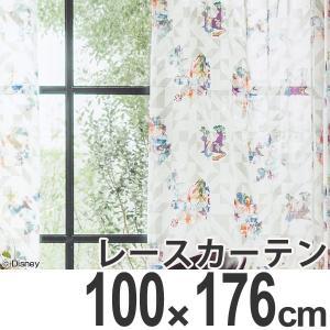 カーテン レースカーテン スミノエ アリス デジタルフラワ− 100×176cm ( カーテン レース 洗える )|interior-palette