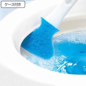 スコッチブライト 取替え式トイレクリーナー 洗剤付 ( トイレブラシ 便器 フチ裏 尿石 )