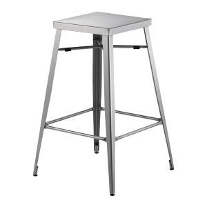 スツール ハイスツール ステンレス製 ( 椅子 いす チェア )|interior-palette