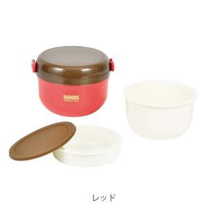 ランチジャー 保温 弁当箱 ほかどん どんぶり ステンレス どんぶり 710ml ( お弁当箱 ランチボックス 丼 麺 )|interior-palette|05