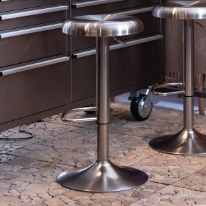 【週末限定クーポン】ハイスツール ステンレススツール カウンタースツール ( ハイチェア カウンターチェア 椅子 )|interior-palette