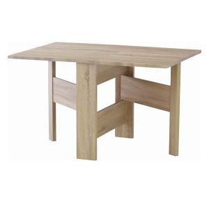 折りたたみテーブル 幅120cm フィーカ フォールディングダイニングテーブル ( ダイニング 食卓 テーブル )|interior-palette