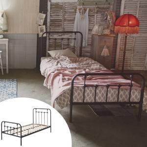 ベッド シングルベッド ベッドフレーム マットレスなし ( ベッド本体 シングル スチール )|interior-palette