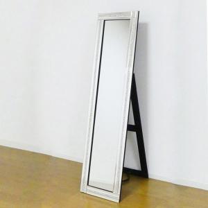 姿見 スタンディングミラー 1ライン ( 鏡 全身鏡 ミラー )|interior-palette
