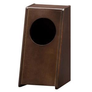 ゴミ箱 ダストボックス スリムスタンド 木製 ( ごみ箱 スリム シンプル ) interior-palette