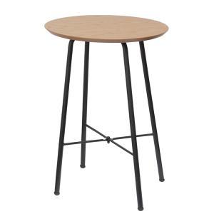 サイドテーブル anthem 直径40cm ( カフェテーブル コーヒーテーブル 木製 )|interior-palette