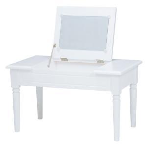 ドレッサー テーブル コスメテーブル ( 鏡台 メイク台 姫系 )|interior-palette