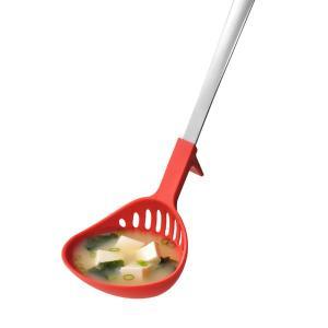 【週末限定クーポン】お玉 水切りおたまミニ UCHICOOK ウチクック 日本製 ( 調理器具 おたま レードル )|interior-palette|04