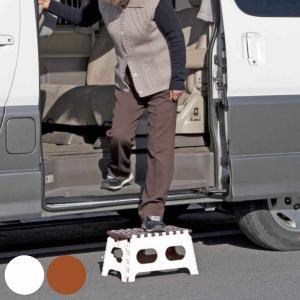 リビングやキッチンで高いところに荷物を収納したり、掃除をしたりするのに便利な踏み台です。洗車をする時...