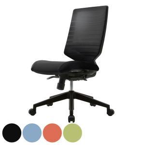 オフィスチェア 肘なし メッシュバック ( オフィスチェアー メッシュ ハイバック  デスク用チェア 腰痛 オフィス 椅子 チェア 椅子 カバー )|interior-palette