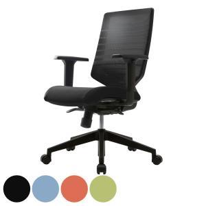 オフィスチェア 可動肘付 ( オフィスチェアー メッシュ ハイバック  デスク用チェア 腰痛 オフィス 椅子 チェア 椅子 カバー )|interior-palette