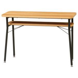 ダイニング カウンターテーブル スチールフレーム ケティル 幅100cm ( テーブル カウンター ハイテーブル アイアン バーテーブル 木製 おしゃれ )|interior-palette|08