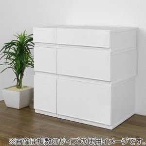 収納ケース 幅18×奥行35×高さ12cm コレクトケース Sスリム 1段 squ+ ( 収納 収納ボックス 引き出し )|interior-palette|09