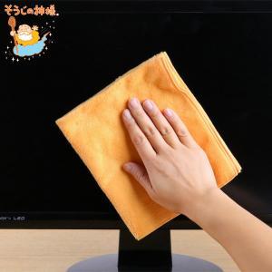 そうじの神様 TV画面用おそうじクロス 日本製 ( 液晶 用 画面 拭き 掃除 用 クロス テレビ クリーナー )|interior-palette