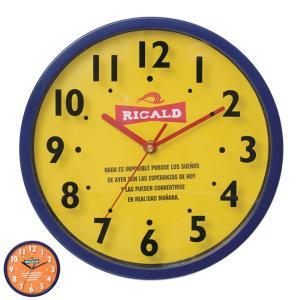 時計 掛け時計 ウォールクロック リカルド ( 壁掛け 壁掛け時計 おしゃれ ) interior-palette