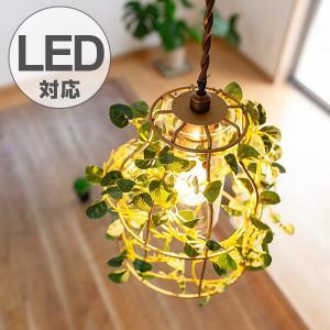 ペンダントライト 1灯 フィットニア ボタニカル 天井照明 LED対応 CT触媒 ( 照明 ライト おしゃれ )|interior-palette