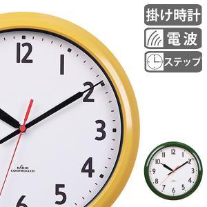 掛け時計 電波時計 モーメンタムコパン ( アナログ 電波 時計 壁掛け時計 インテリア 雑貨 )|interior-palette