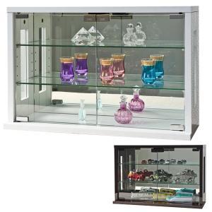 卓上コレクションケース 横型 ガラス 幅60cm ( コレクションラック 卓上 収納 ディスプレイケース )|interior-palette