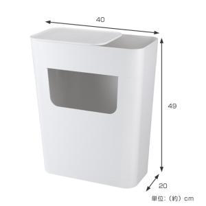 サイドテーブル 収納 サイドワゴン キャスター付 ENOTS 幅40cm ( テーブル 白 ホワイト 日本製 収納家具 )|interior-palette|04