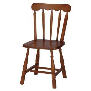 ダイニングチェア 天然木 ウィンザー調 ヘリオス 座面高44cm ( 椅子 イス いす チェア チェアー )|interior-palette