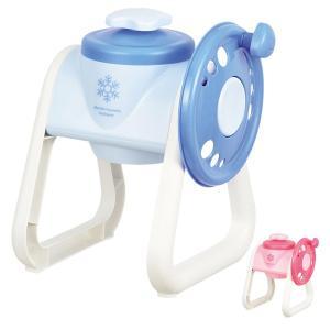 かき氷機 家庭用 ふわふわ 手動 シャリっとフワっとかき氷器 ( かき氷 機械 カキ氷機 削り器 日本製 ) interior-palette